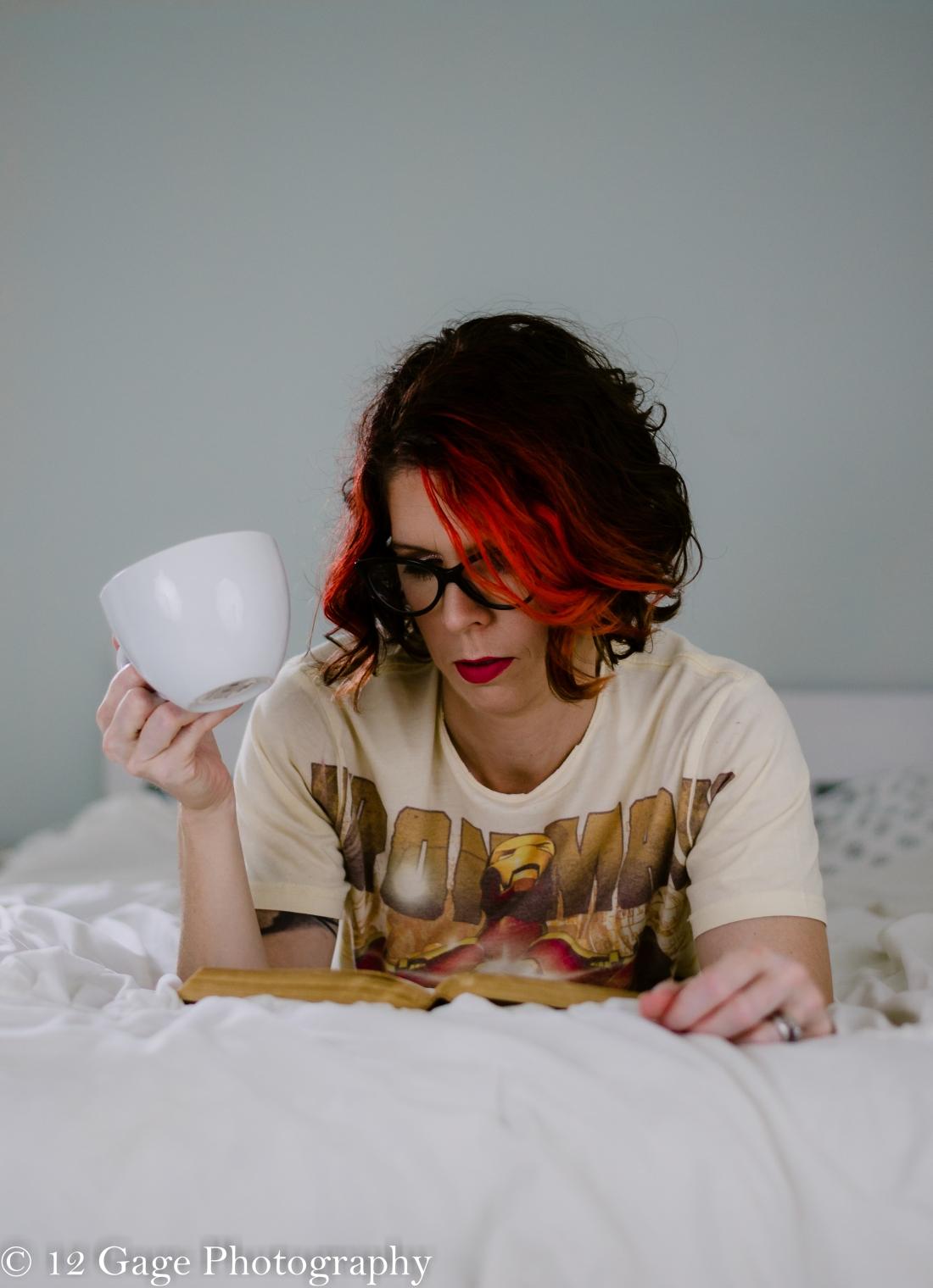 Morning Reading Headshot